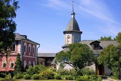 el monasterio de Andronicus fotos de archivo
