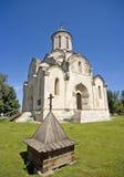 el monasterio de Andronicus fotografía de archivo
