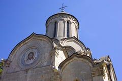el monasterio de Andronicus fotos de archivo libres de regalías