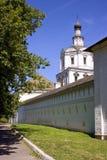el monasterio de Andronicus Imagenes de archivo