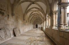 El monasterio de Batalha Fotografía de archivo