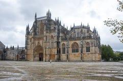 El monasterio de Batalha Fotos de archivo
