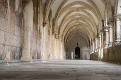 El monasterio de Batalha Fotografía de archivo libre de regalías