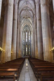 El monasterio de Batalha en Portugal Fotos de archivo