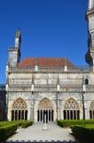 El monasterio de Batalha portugal Foto de archivo