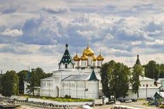 El monasterio de Ipatiev en Kostroma Fotografía de archivo