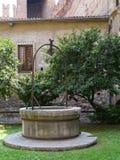 El monasterio de la basílica de San Zeno en Verona Foto de archivo