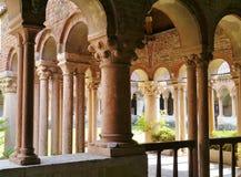 El monasterio de la basílica de San Zeno en Verona Imagenes de archivo