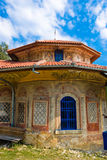 El monasterio de la transfiguración Foto de archivo libre de regalías