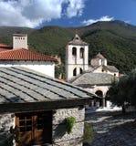 El monasterio de San Juan Bautista Imágenes de archivo libres de regalías