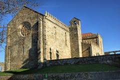 El monasterio de Santa Clara Fotos de archivo