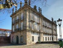 El monasterio de Santa Clara Imagen de archivo