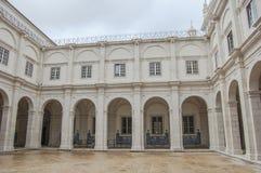 El monasterio de St Vincent Foto de archivo libre de regalías