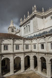 El monasterio de St Vincent Fotos de archivo libres de regalías