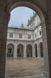 El monasterio de St Vincent Imagenes de archivo