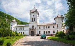 El monasterio de Tismana Foto de archivo libre de regalías