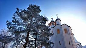 El monasterio del salvador de St Euthymius en Suzdal foto de archivo
