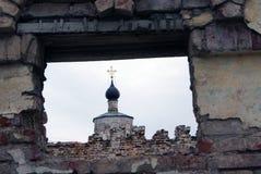 El monasterio del STS Foto de archivo libre de regalías