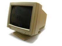 El monitor anticuado foto de archivo