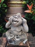 El mono de la roca Foto de archivo libre de regalías