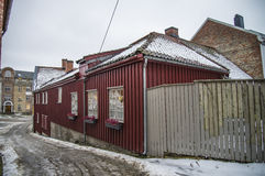 El montón del sur viejo (en noruego: Imágenes de archivo libres de regalías