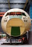 El montaje del An-70 Fotos de archivo libres de regalías