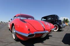 El Monte Airshow,加州,美国 免版税库存照片