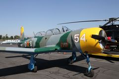 EL Monte Airshow, CA, Etats-Unis Images libres de droits