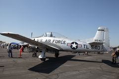 EL Monte Airshow, CA, Etats-Unis Photo stock