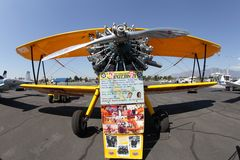 EL Monte Airshow, CA, Etats-Unis Photos stock