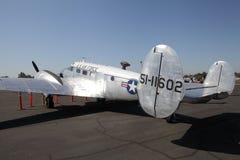 El Monte Airshow, CA, USA Arkivbild