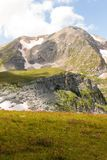 El monte Elbrus el Cáucaso Fotos de archivo