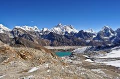 El monte Everest Fotos de archivo libres de regalías