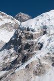 El monte Everest Foto de archivo