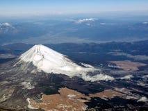 El monte Fuji Fotografía de archivo libre de regalías