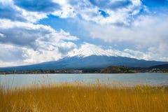 El monte Fuji Imagen de archivo