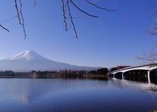 El monte Fuji - un icónico de Japón foto de archivo libre de regalías