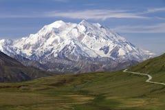 El monte McKinley Imagen de archivo libre de regalías
