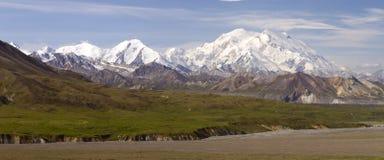 El monte McKinley Foto de archivo
