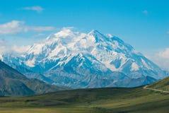 El monte McKinley Foto de archivo libre de regalías