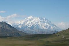 El monte McKinley Imagen de archivo