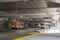 EL Monte Metro Station Fotos de Stock Royalty Free