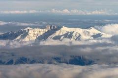 El monte Olimpo Fotografía de archivo libre de regalías