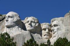 El monte Rushmore Imagen de archivo libre de regalías