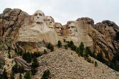 El monte Rushmore Fotografía de archivo libre de regalías