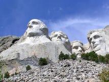 El monte Rushmore una atracción turística en Dakota del Sur Imagen de archivo
