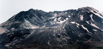 El Monte Saint Helens quemó a Lava Done arruinado imágenes de archivo libres de regalías