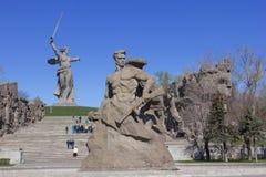 El monumento a fotos de archivo libres de regalías