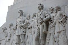 El monumento de Álamo imagen de archivo libre de regalías