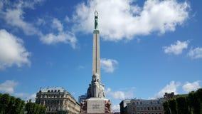 El monumento de la libertad foto de archivo libre de regalías